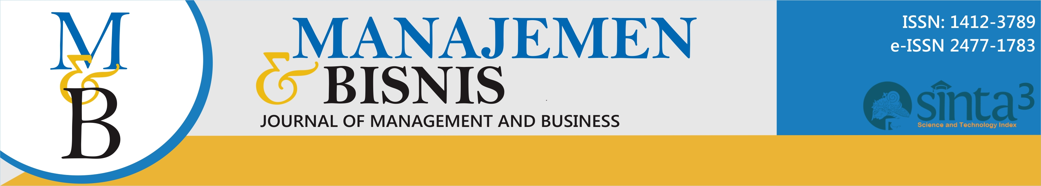 Journal of Management and Business (MABIS)